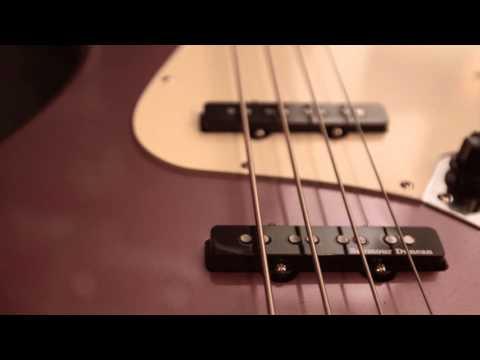 Hot Jazz Bass – bridge   Seymour Duncan