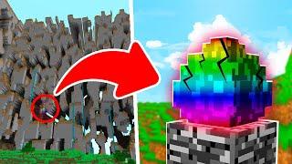 HO SCOPERTO un UOVO di DRAGO NASCOSTO - Ai confini di Minecraft #2