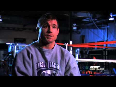 Matt Hughes Hughes Prefight Interview vs Renzo Gracie at UFC 112