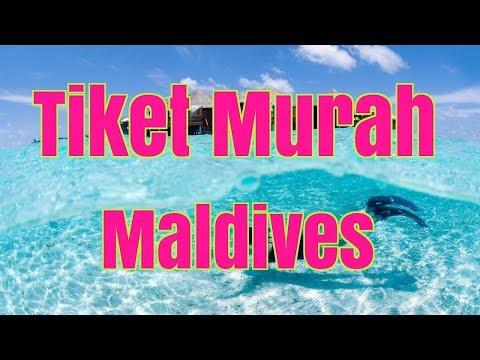 Tiket Pesawat Murah ke Maldives BenBong Vlog 9