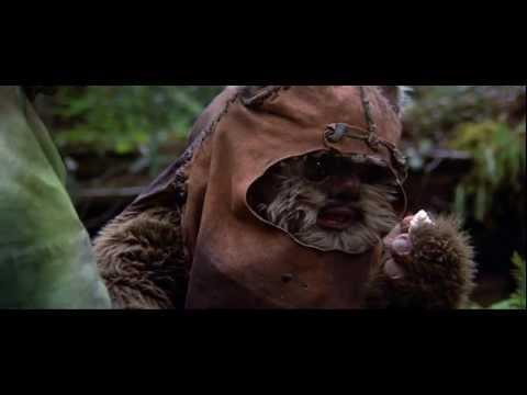 Star Wars Blu-ray: Wicket