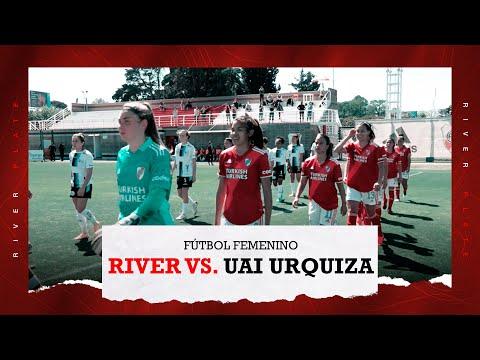 Femenino | River 2 - UAI Urquiza 2 [RESUMEN COMPLETO]