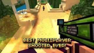 Pixel Gun 3D (Pocket Edition) YouTube video