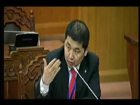 Ч.Улаан: Хариуцлага, зохион байгуулалтгүй явдлаас үүссэн зуд нүүрлэх гэж байна