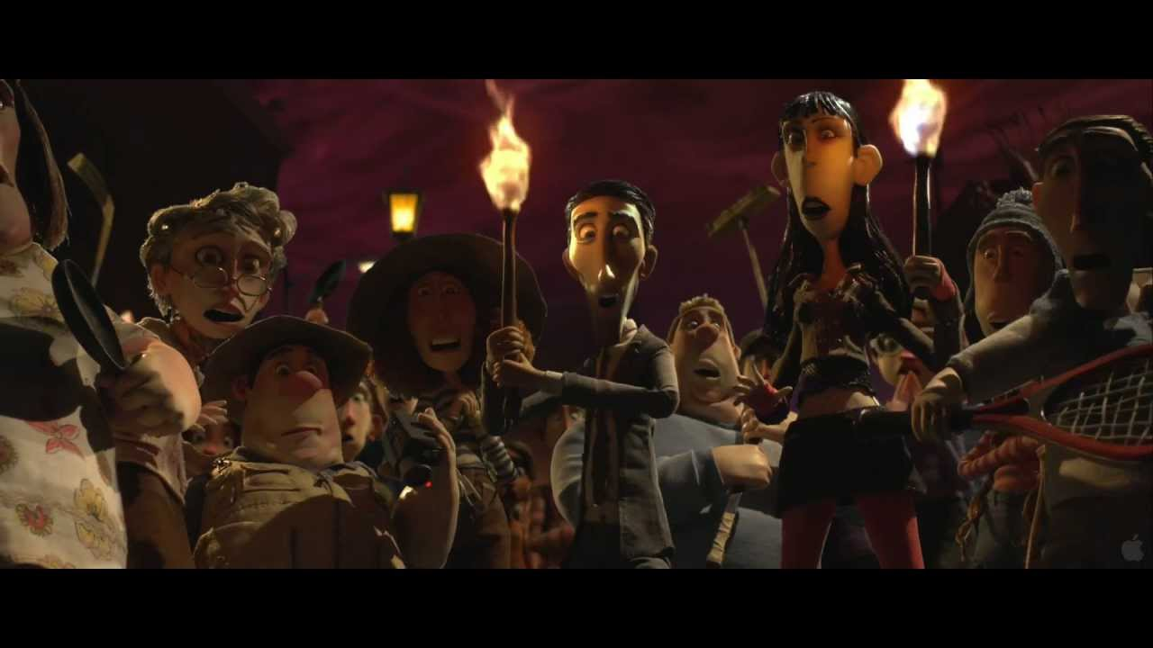 Movie Trailer:  ParaNorman (2012)