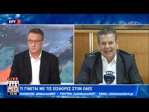 Ο Τάσος Πετρόπουλος στην «Aλλη Διάσταση» | ΕΡΤ