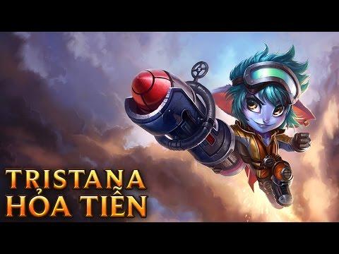 Tristana Hỏa Tiễn