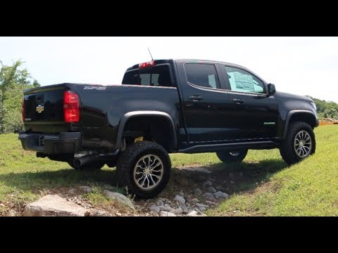2017 chevrolet colorado zr2 crew cab 4x4 duramax diesel cajun red ebay. Black Bedroom Furniture Sets. Home Design Ideas