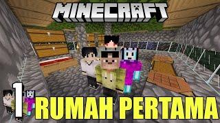 Video BASECAMP PERTAMA! ft. 4Brothers | Minecraft Adventure Indonesia #1 MP3, 3GP, MP4, WEBM, AVI, FLV Oktober 2017
