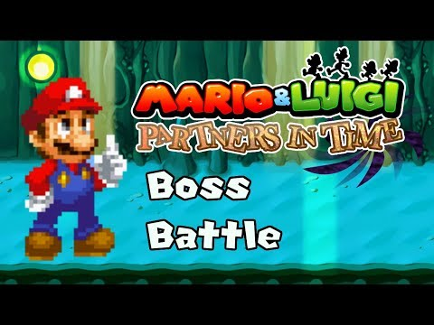 [OLD] Mario & Luigi Partners in Time: Boss Battle | Remix