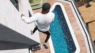 GTA 5 Parkour Fails Episode 2 - Directed by Swixtor