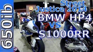 9. BMW HP4 vs S1000RR: Street JUSTICE 2014!