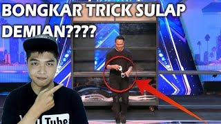 Download Video BONGKAR Trik Sulap Demian di America Got Talent??? MP3 3GP MP4