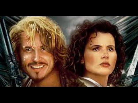 Cutthroat Island (1995) - Geena Davis fight scene