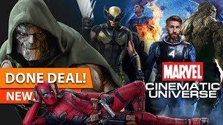 Video Disney Acquires FOX, Fantastic Four, X-Men & I Get Emotional MP3, 3GP, MP4, WEBM, AVI, FLV Maret 2019