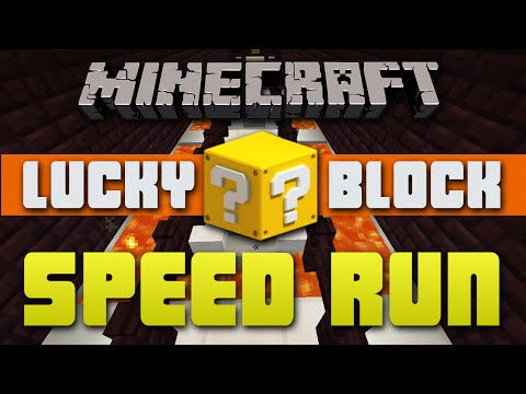 run - Minecraft Lucky Block SPEED RUN: Using the Minecraft Lucky Block Mod to kill the Ender Dragon as quickly as possible! Like my Facebook Page: http://www.facebook.com/Vikkstar123 Follow me on...