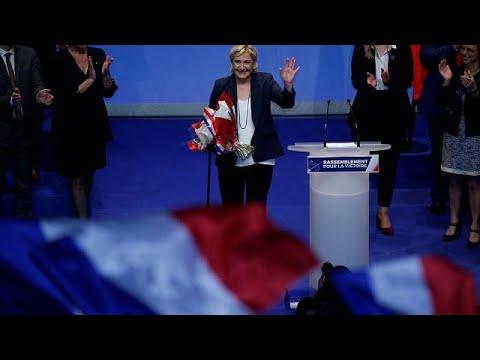 Η Μαρίν Λε Πεν προτείνει την μετονομασία του Εθνικού Μετώπου
