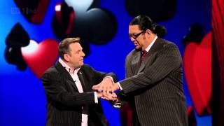 Penn and Teller get fooled