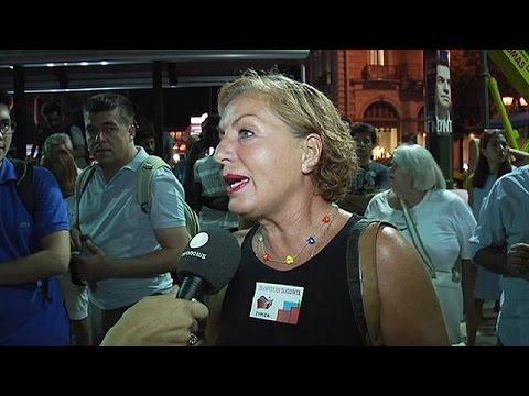 Οι πρώτες αντιδράσεις μετά τον εκλογικό θρίαμβο του ΣΥΡΙΖΑ
