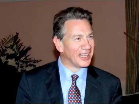 "Michael Portillo speaks about the danger posed by a ""secular theocracy"""
