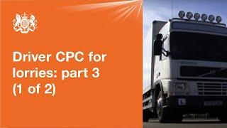 Video Driver CPC for lorries: part 3 - driving test (1 of 2) MP3, 3GP, MP4, WEBM, AVI, FLV Juni 2019