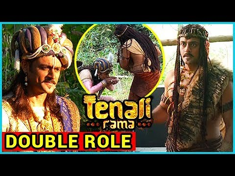 Raja Krishnadevaraya Meets His TWIN | Tenali Rama