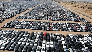 Video Millions of Cars Are Rotting in the Open Air! MP3, 3GP, MP4, WEBM, AVI, FLV Juli 2019