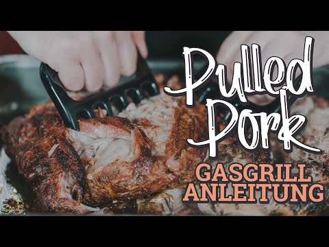 Pulled Pork vom Gasgrill - die Anleitung +Test - SizzleBrothers