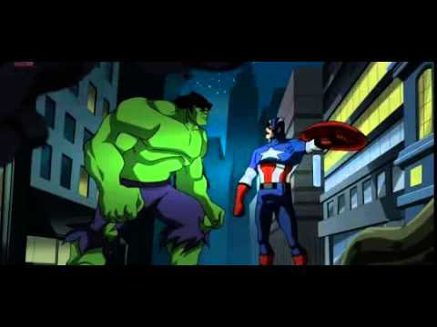 The Avengers: Earth's Mightiest Heroes Season 1 Episode 21 : Hail, Hydra! [Full Episode]
