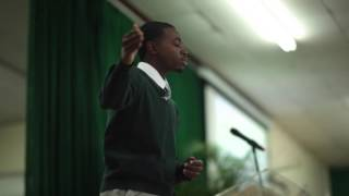 JA Speech Competition Finals 2016 | Malachi Munroe (WINNER)