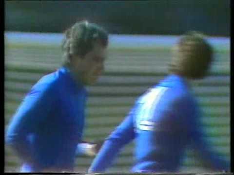 ITALIA-OLANDA 1978
