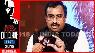 Video Insider, Outsider - Citizen Kaun? | Ram Madhav In Conversation With Rajdeep | IT Conclave East 2018 MP3, 3GP, MP4, WEBM, AVI, FLV Oktober 2018