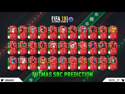 FIFA 18: Alle FUTMAS SBC Players 🔥💯  (Prediction) /  FabiSkill TV (видео)