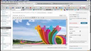Como Editar Plantillas En Wordpress En Español