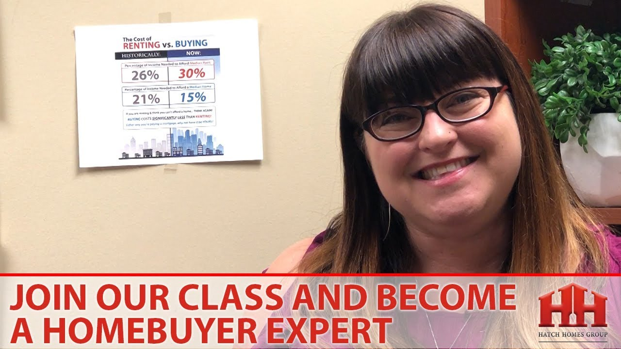 Join Our Class and Become a Homebuyer Expert