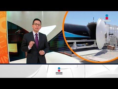 El transporte del futuro ya no usará ruedas | Noticias con Francisco Zea