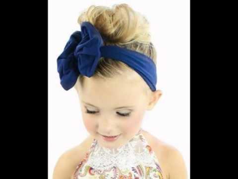 lazos y Cintillos moda para niñas