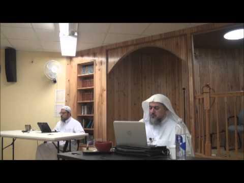مجلس قراءة سنن بن ماجة عل فضيلة الشيخ عبدالله العبيد- من أول قوله:باب اجابة الداعي9