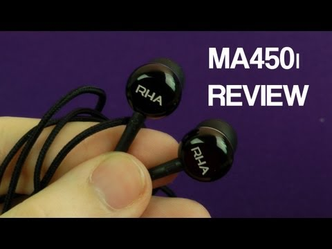 earphone - Get your own MA450i Amazon UK - http://amzn.to/MkN3cv Amazon US - http://amzn.to/15wZN9e Supplied by - http://www.rha-audio.com/ Free Netflix Trial (UK) - ht...