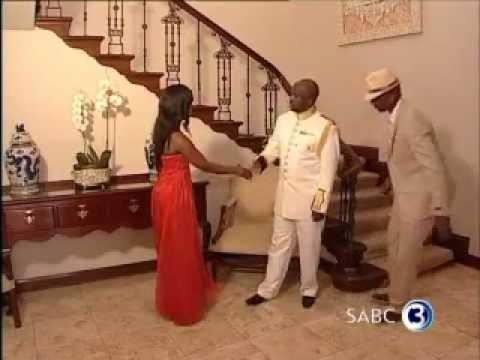 Lebohang Mafokeng Wedding