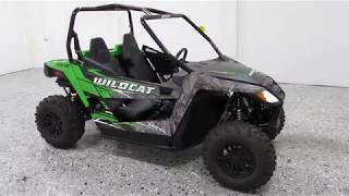 1. 2017 Arctic Cat Wildcat Trail XT EPS