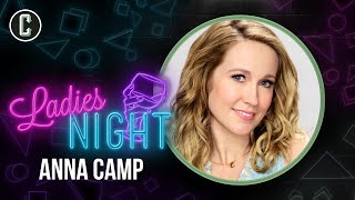 Anna Camp on More Pitch Perfect, The Office and Her New Netflix Films - Collider Ladies Night by Collider