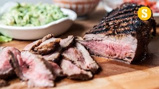 Chargrilled Steak Recipe: Carne Asada by SORTEDfood