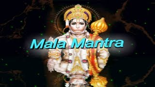 Extremely Powerful Vichitra Veer Hanuman MALA Mantra To Destroy Enemies