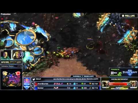 Scarlett's baneling landmines - Red Bull Battle Grounds NY