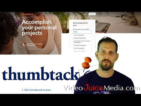 how to bid on thumbtack
