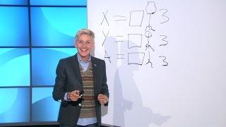 Video Ellen the Homework Helperer MP3, 3GP, MP4, WEBM, AVI, FLV Juli 2019