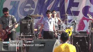 Video Tipe-X - Mawar Hitam, Live at Gekaes XVI SMAN 1 Jepara MP3, 3GP, MP4, WEBM, AVI, FLV Mei 2018