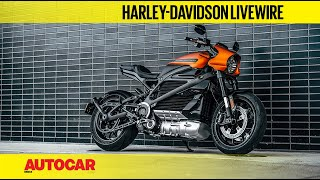 3. Harley-Davidson Livewire EV - the most radical Harley yet   First Ride Review   Autocar India
