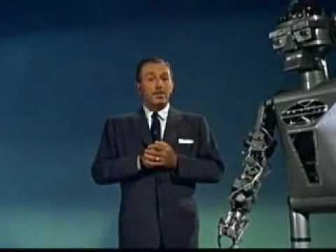 Disney's 1957 Mars & Beyond 1 of 6:  Man & the Sky